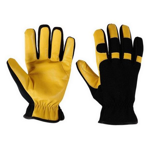 Safety Gloves/Leather Work Gloves/Custom Mechanics Gloves