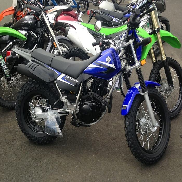 WHOLESALE PRICE ON ALL BRAND NEW 2020 / 2021 YAMAHAs TW200