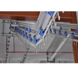 Extraodinary Quality Electric Hanger System with Aluminum Material Perfect For Choices