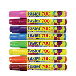 Colourful Permanent Marker Pen (Customizable)