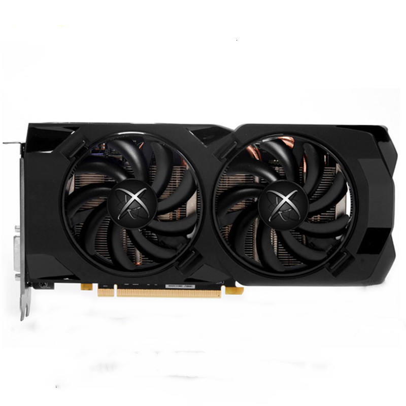 High Quality Memory Used Graphic Card RX 570 4GB Second Hand Bitcoin Mining Hot Sale Best Video Card