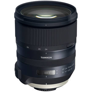 Tamron SP 24-70 Mm F2.8 Di VC USD G2 (A032) (Nikon)