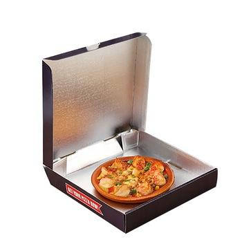Custom Made Gedrukt Gepersonaliseerde Italiaanse <span class=keywords><strong>Pizza</strong></span> Dozen Aluminiumfolie <span class=keywords><strong>Pizza</strong></span> <span class=keywords><strong>Box</strong></span>
