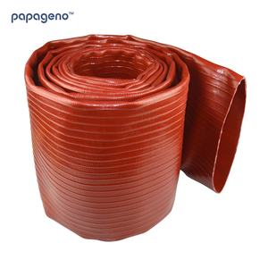 6 inch 152mm Layflat PVC Discharge Hose