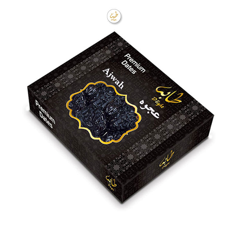 Highest Selling Sweet Taste Ajwa Dates from Madinah Saudi Arabia