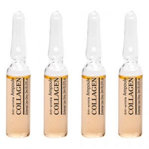 ISO GMPเกาหลีความงามเครื่องสำอางค์Anti-Aging Anti-Wrinkle Facial Moisturizerเซรั่มHyaluronic Acid Collagen Ampoule 2Ml * 20ea