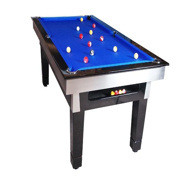 Hot Selling Professional Stainless Steel Leg Snooker And Billard Pool Table Slate