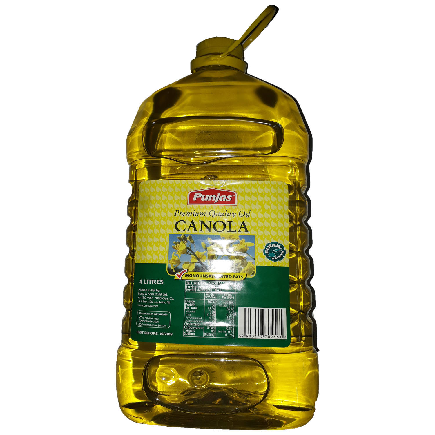 Best Quality Crude/Refined Rapeseed/Canola Oil