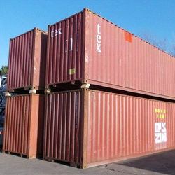Used Cargo Worthy shipping container 10',20',40'
