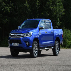 use hilux 2019
