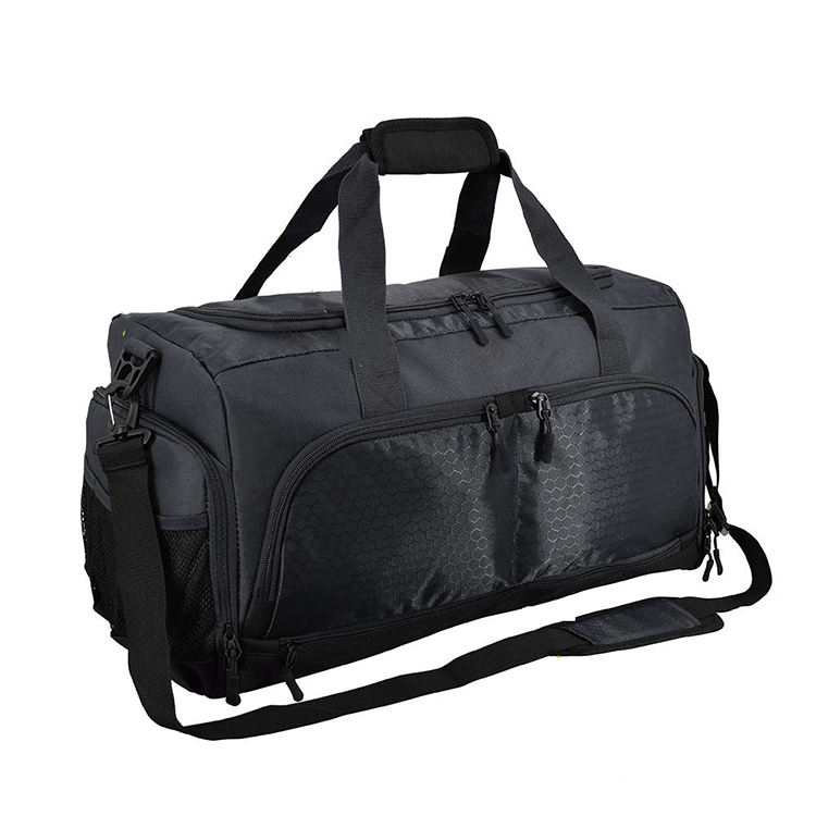 Sports Gym Duffel Bag Other Luggage Travel Bags With Wet Pocket & Shoes Compartment For Men Women