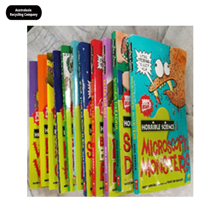 Hard and Soft Cover Used Colorful Books for Kids at Affordable Price