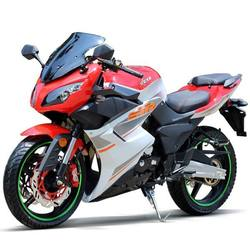New arrival 250 cc R T S Motorcycle Sports Style  5 s p d Manual  17 Wheel