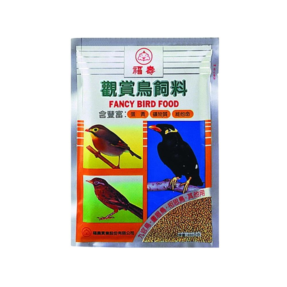 balanced nutrition formula feed for bird 600G