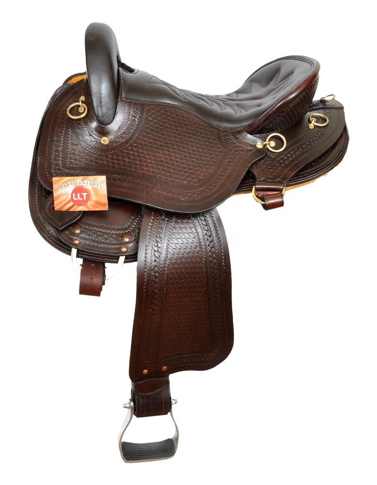 Premium Leather Endurance Saddle Suppliers