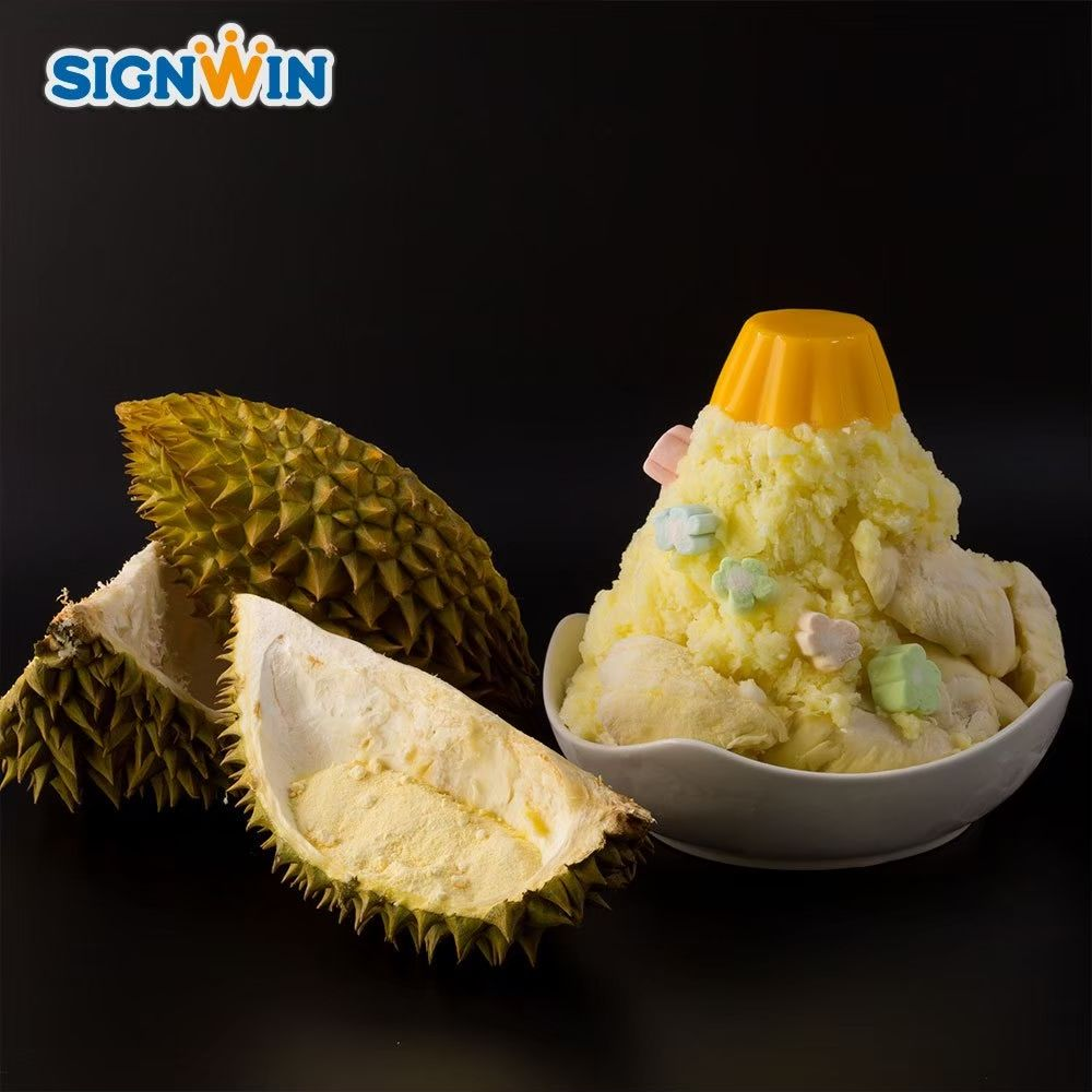 Hot Sale Taiwan Durian Snow Ice Powder