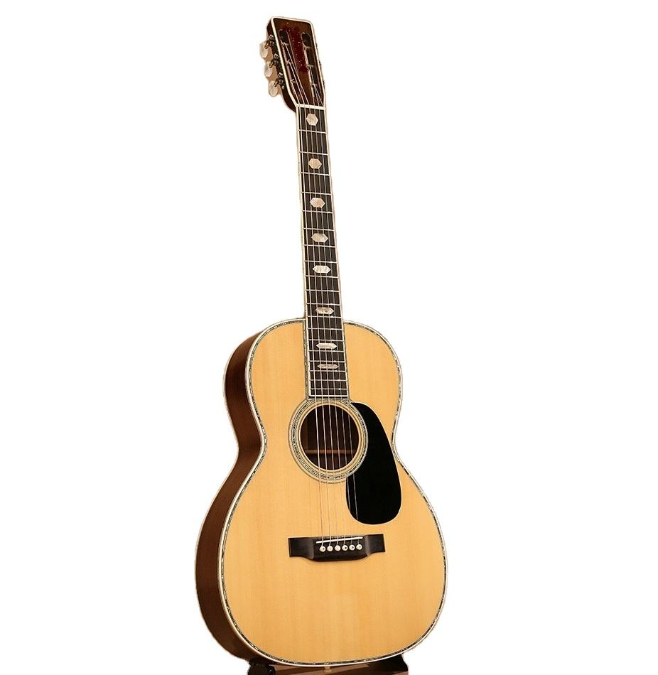 Weifang Rebon 00045 all Solid acoustic guitar