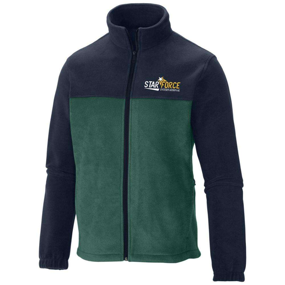 SFI High Quality Custom Logo polar fleece jacke Men der Steens Mountain 1/4 Zip 2.0 Soft Fleece Jacket