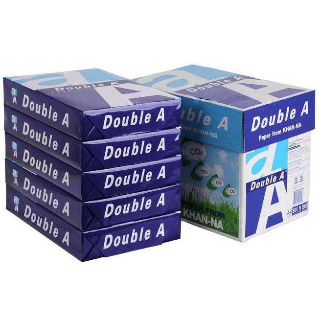 CHEAP A4 double A a4 bond paper a4 copier paper 80 gsm