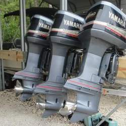 outboards Boat engines