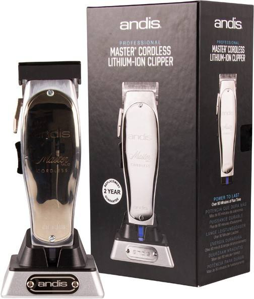 ready to ship stock Andis Master Cordless Li ClipperS
