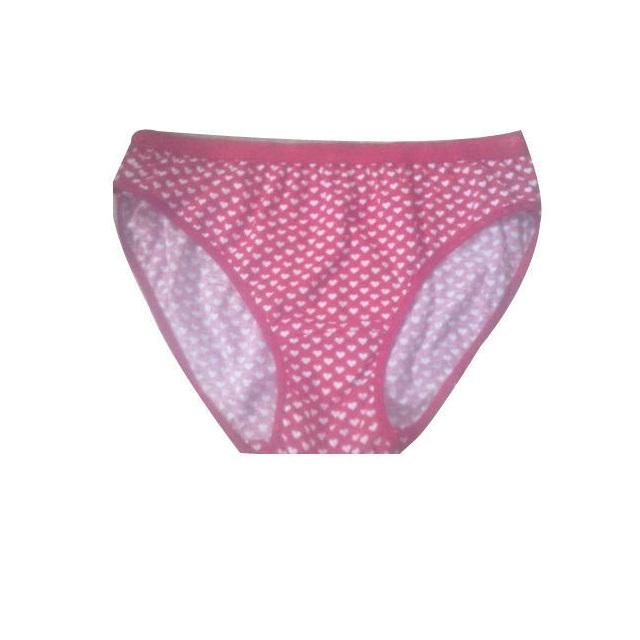 Printed Light Dark Underwear Women