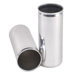 250ml Sleek Can Aluminium Can Beer Juice Beverage can