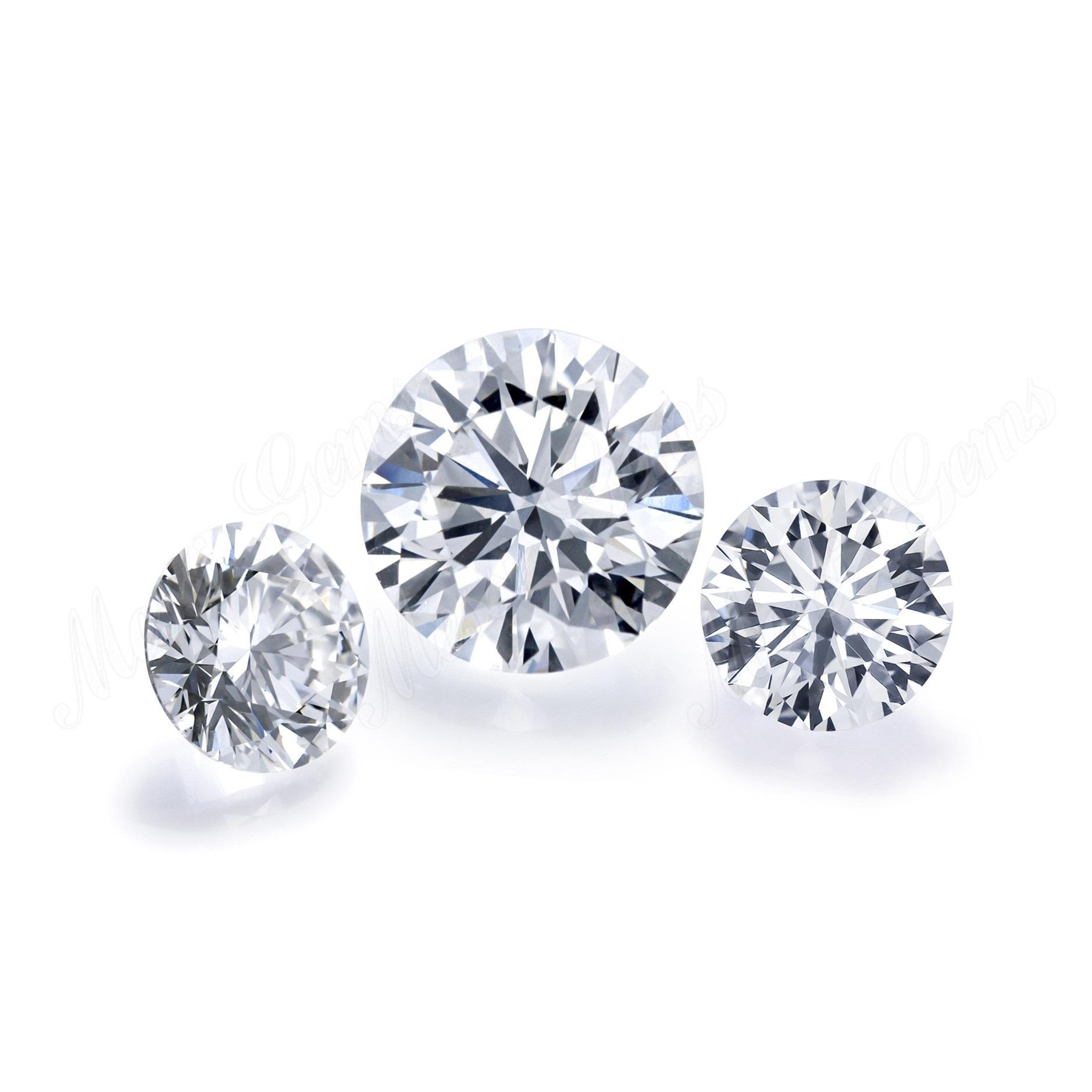 0.23 Cent Indian Natural G-VS2 Color/Clarity GIA/IGI Certified Diamond for Gold/Silver/Gemstone/Crystal Jewelry