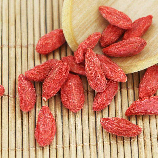 Wholesale Dried Fruit Products Red Goji Berry Wild Organic Dried Goqi