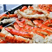 Fresh/Frozen/Live Red King Crabs, Dungeness Crab, Blue Crabs & Snow Crabs