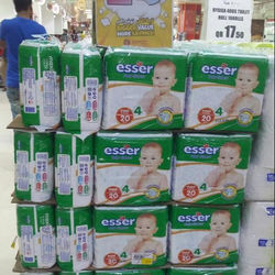 Premium Care Baby Disposable Diapers
