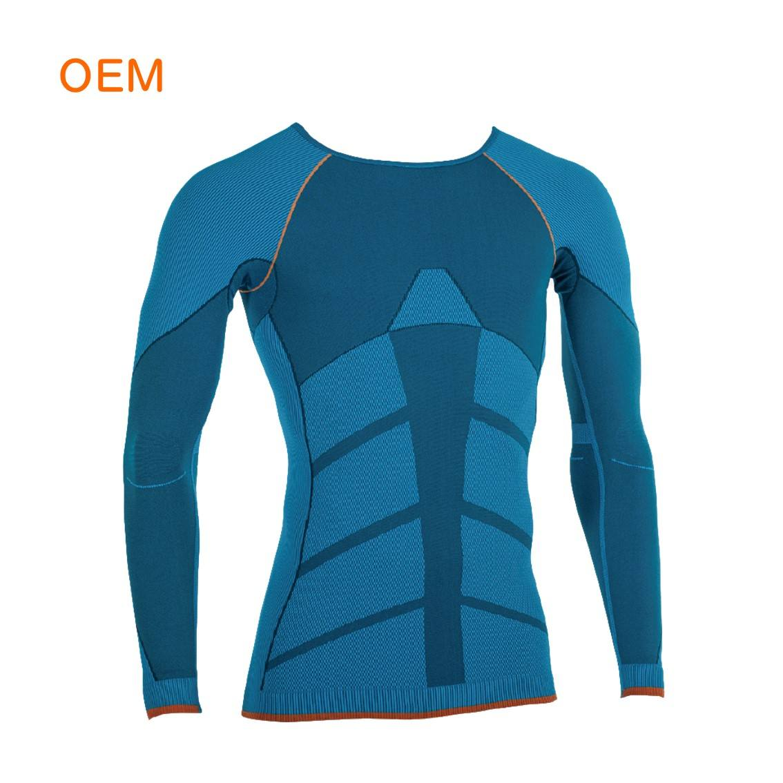 man thermal underwear suit thermo garment on hot sale