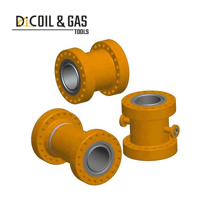 API 6A oil well tubing head drilling spool