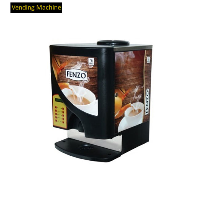 Top Grade Premixes Tea and Coffee Vending Machine India
