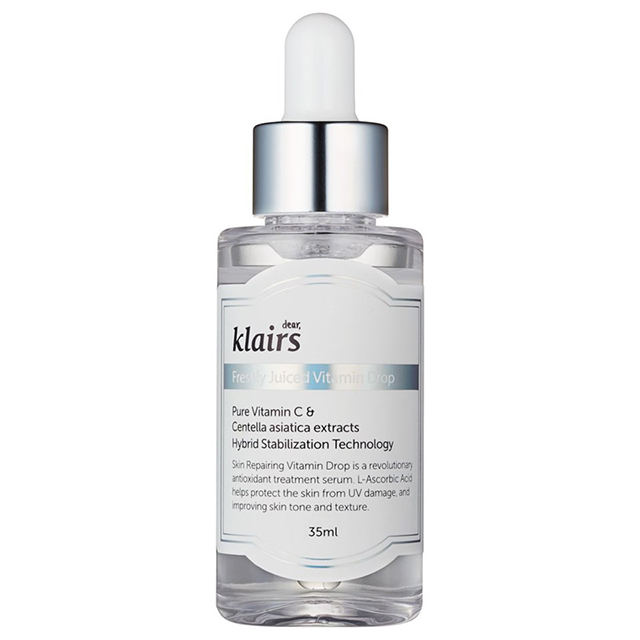 Klairs Vers Juiced Vitamine C Serum Drop Vegan Huidverzorging Koreaanse Cosmetica Private Label Oem Odm Huidverzorging Whitening Korea