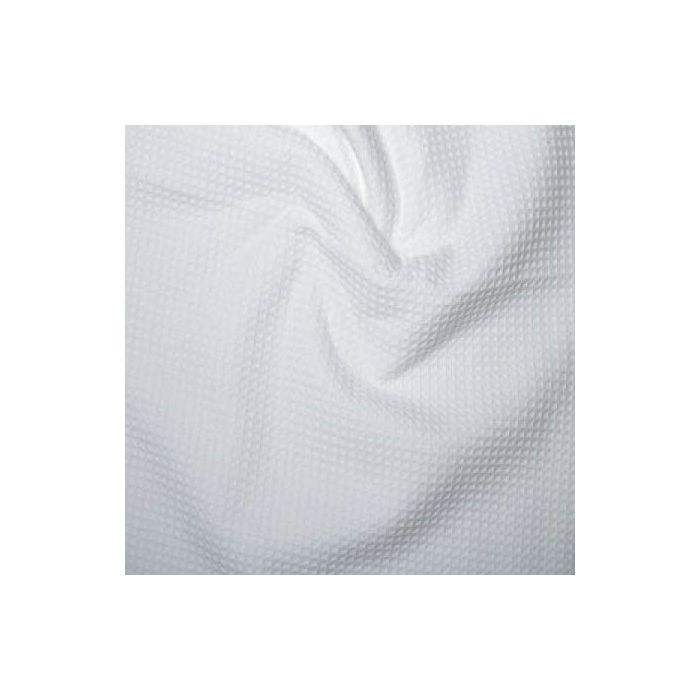 100% Cotton Honeycomb Waffle Weave Fabric For Textile Use