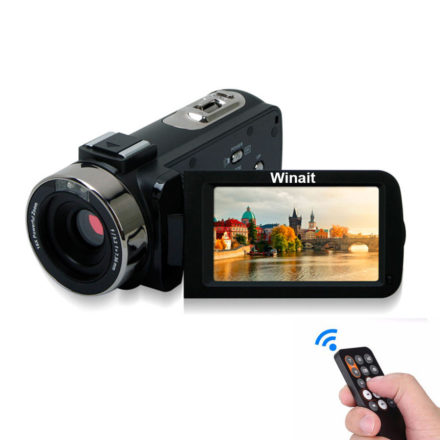 DV-301STRM 1920*1080P(FHD) 5.0Mega pixels CMOS sensor video camera digital Super Fine shooting handy digital video camera