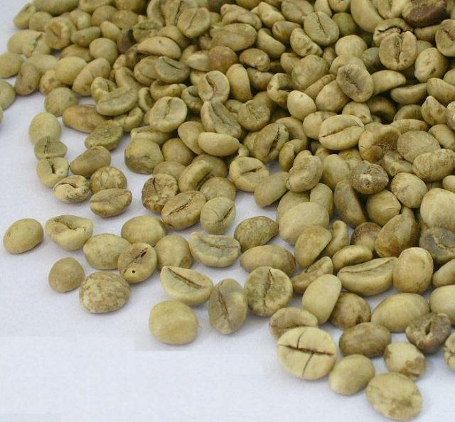 Robusta and Arabica Green Coffee Beans