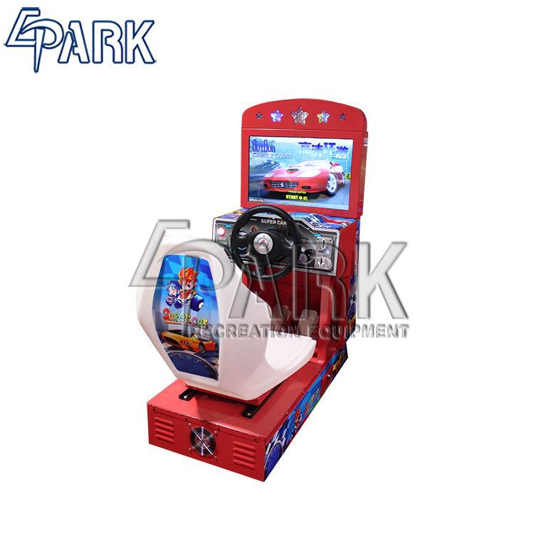 Símbolo clássico jogo de vídeo do carro de corrida operado EPARK hardware gabinete máquina de jogo de arcade outrun