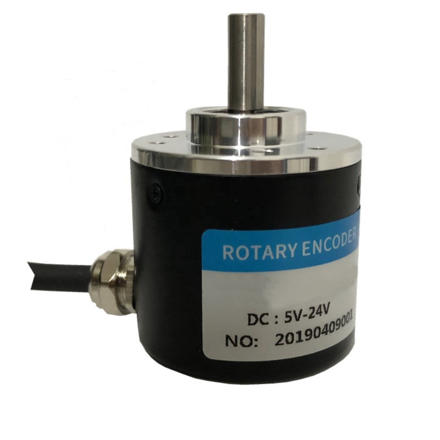 New incremental AB phase photoelectric encoder,100/360/400/600PPR resolution can be customized
