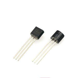 Transistor bipolar PNP 2N4403 TO92 20 piezas