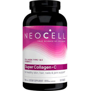 NeoCell Super Collagen + C 360 ct. NEW