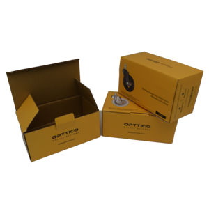 Best sale custom logo corrugated box