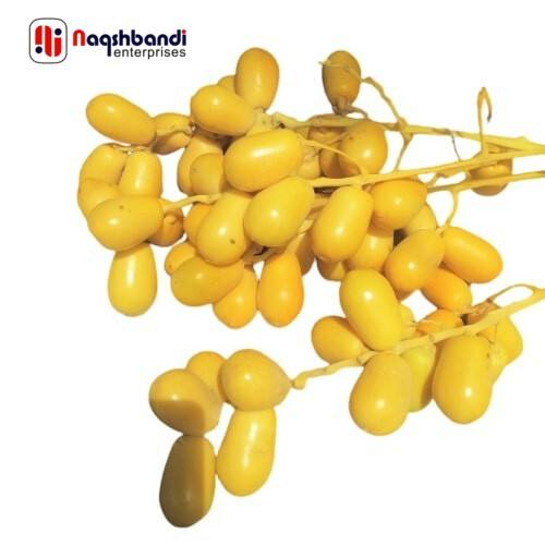 Premium Quality Exotic Fresh Yellow Barhi Dates