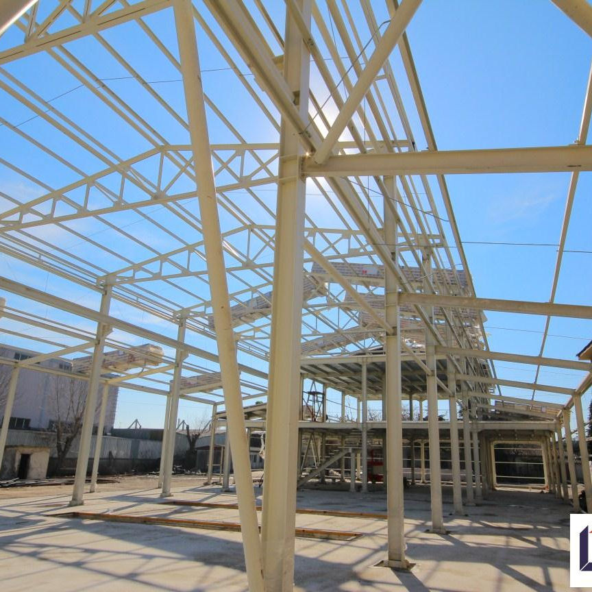 Steel Construction Warehouse TURKEY