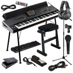 BEST SALES FOR ORIGINAL Korg PA4X 76-Note Oriental All Version Arranger Workstation