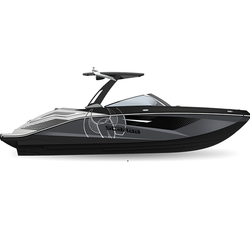 Guaranteed new_2020 Sca-rab Jet Boat_with free shipping