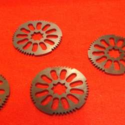 Customized SS/Copper/MS 0 to 20 mm laser cutting components machine parts