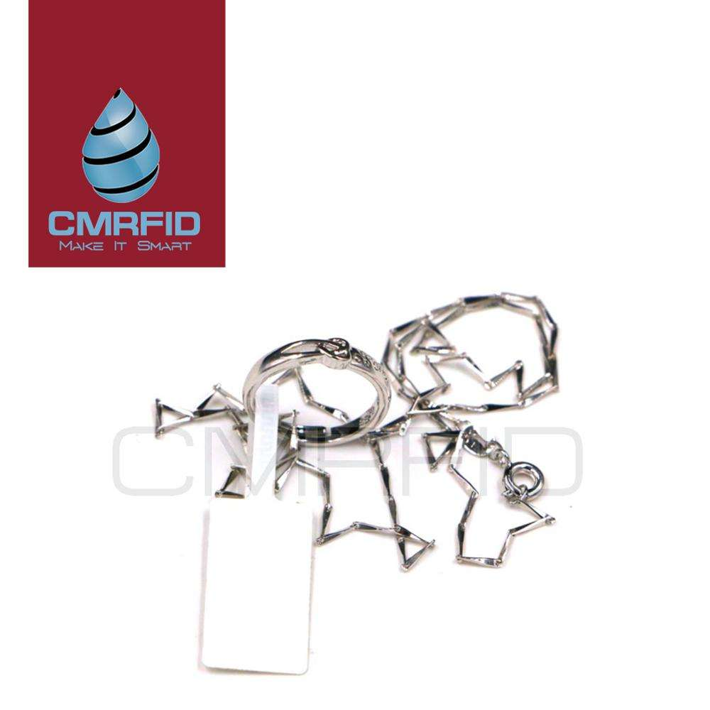 Supply Customized UHF RFID Jewelry label from CMRFID