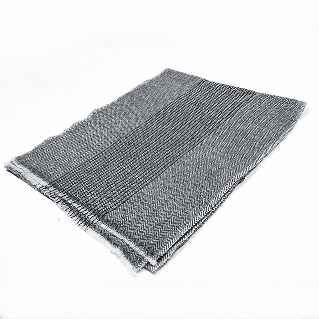 Sustainable Cashmere Scarves Shawl Muffler Neck Warmer Fine Merino Wool Blended Mens Woman Winter Nepal 100% Cashmere Scarf